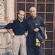 Василий Лазарев и Юрий Соснин. Москва. 1998 г.